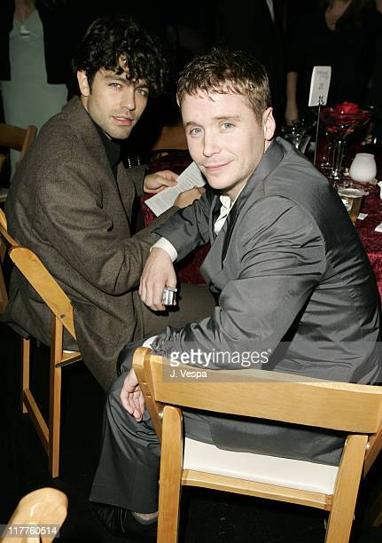 """Adrian Grenier and Kevin Connolly of """"Entourage"""" during Hollywood Life's 4th Annual Breakthrough of the Year Awards - Audience and Backstage at Henry..."""