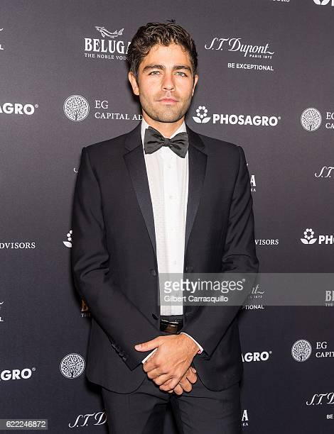 Adrian Grenier attends the 2016 World Chess Championship Match Opening Ceremony at The Plaza Hotel on November 10 2016 in New York City