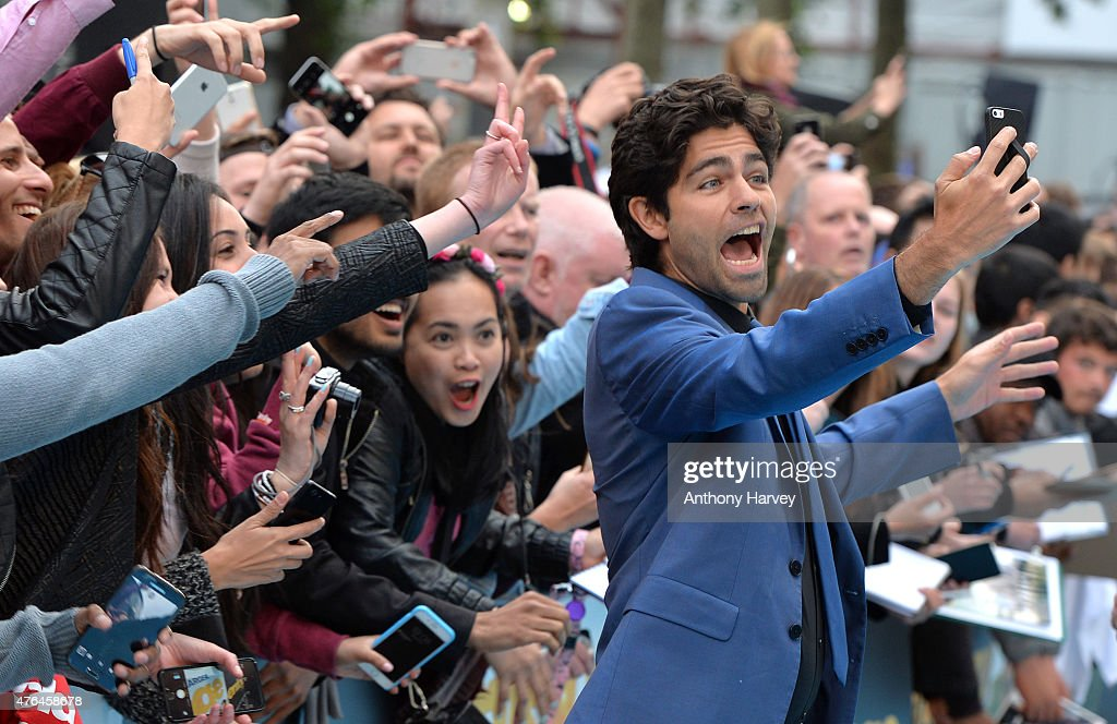 """Entourage"" - European Premiere - Red Carpet Arrivals : News Photo"