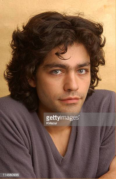 Adrian Grenier during 2003 Tribeca Film Festival 'Bringing Rain' Portraits at WireImage Portrait Studio Michael Perez Pop Art Gallery in New York...