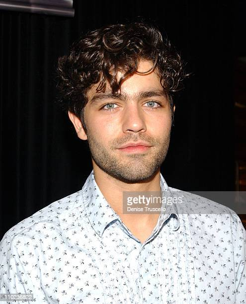 Adrian Grenier during 2004 EA Sports Madden Challenge Finals Kick Off Party at Rum Jungle at Mandalay Bay in Las Vegas, NV, United States.