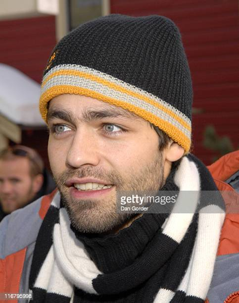 Adrian Grenier during 2007 Park City - Seen Around Town - Day 8 at Streets of Park City in Park City, Utah, United States.