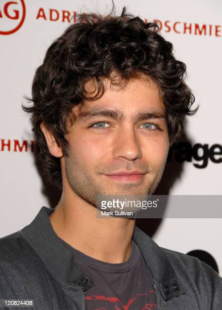 Adrian Grenier during GQ and HBO Celebrate the New AG for Entourage Premium Denim Line Arrivals at AG Adriano Goldscmied Boutique in Los Angeles...