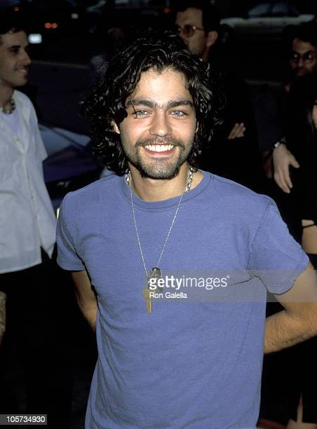 Adrian Grenier during The Adventures of Sebastian Cole New York City Premiere at Loew's Village VII in New York City New York United States