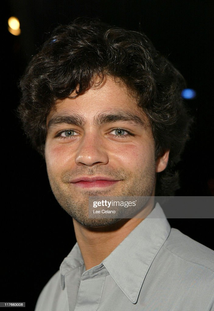 Adrian Grenier during THQ Kicks off 3rd Annual WWE Superstar Challenge at House of Blues at House of Blues in West Hollywood, California, United States.