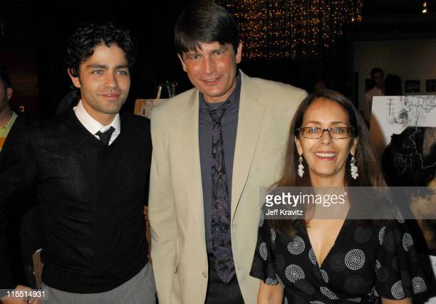 Adrian Grenier his father John Dunbar and mother Karesse Grenier