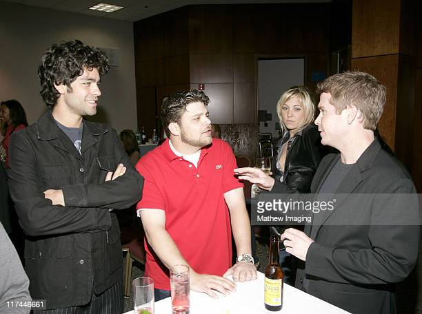 Adrian Grenier Jerry Ferrara and Kevin Connolly *EXCLUSIVE*
