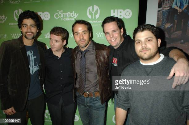Adrian Grenier, Kevin Connolly, Jeremy Piven, Kevin Dillon and Jerry Ferrara