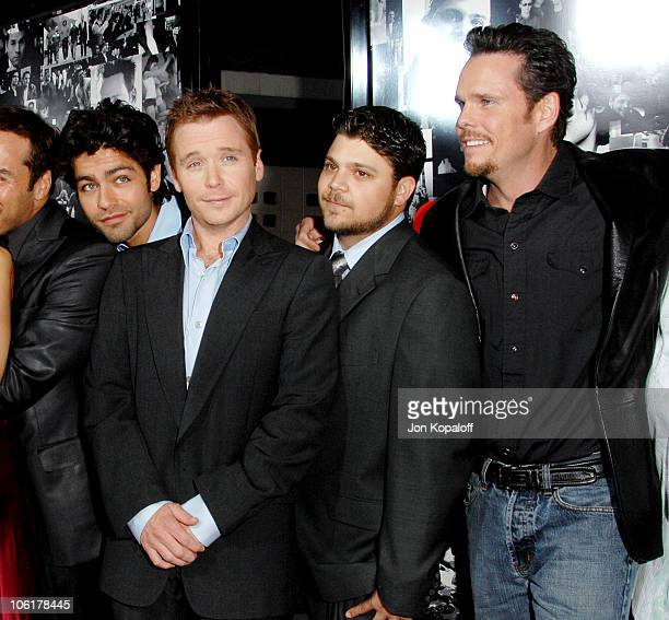 Adrian Grenier Kevin Connolly Jerry Ferrara and Kevin Dillon