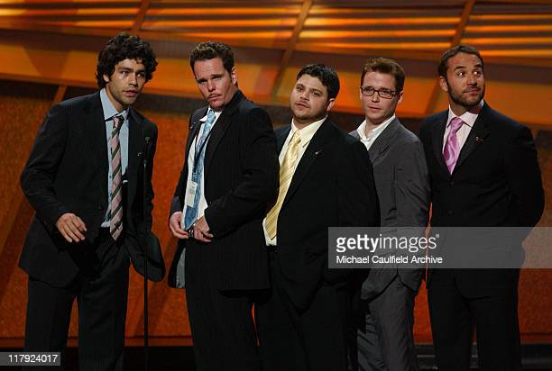 Adrian Grenier, Kevin Dillon, Jerry Ferrara, Kevin Connolly and Jeremy Piven