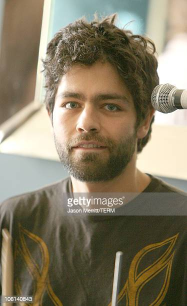 Adrian Grenier of The Honey Brothers during SoHo House KickOff Party Hosted by Delta Airlines at SoHo House in Hollywood California United States