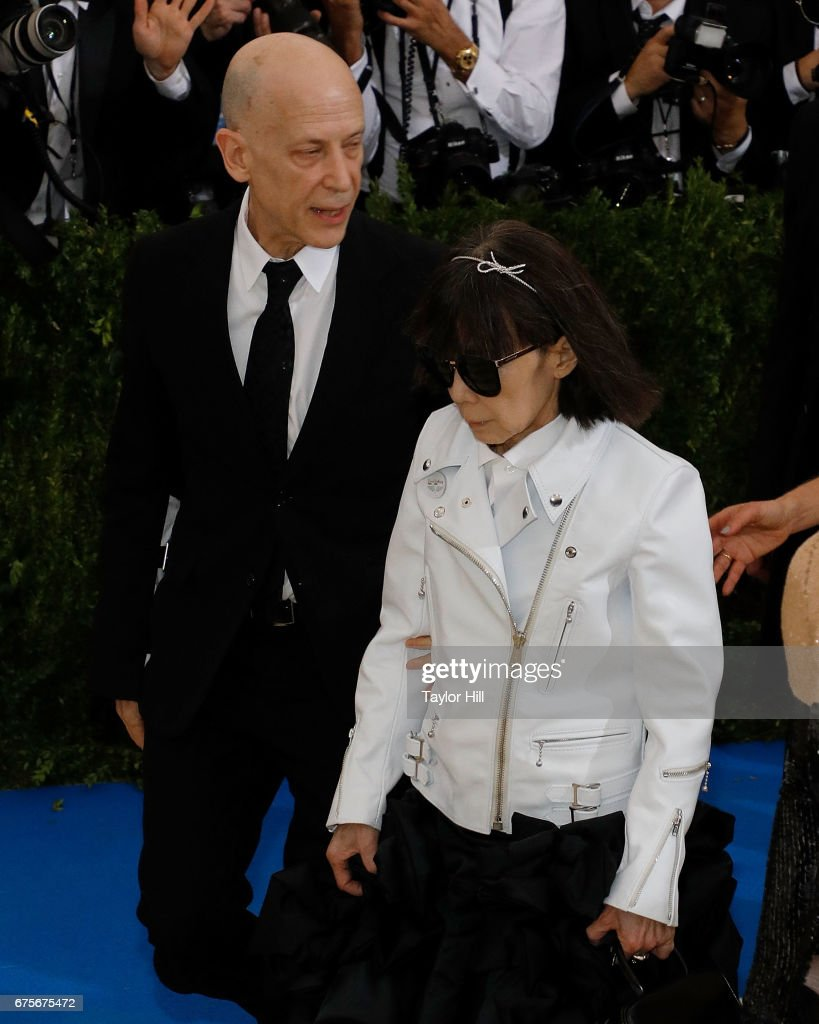 """Rei Kawakubo/Comme des Garcons: Art Of The In-Between"" Costume Institute Gala - Arrivals : News Photo"