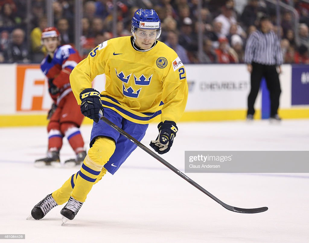 Team Russia v Team Sweden : News Photo