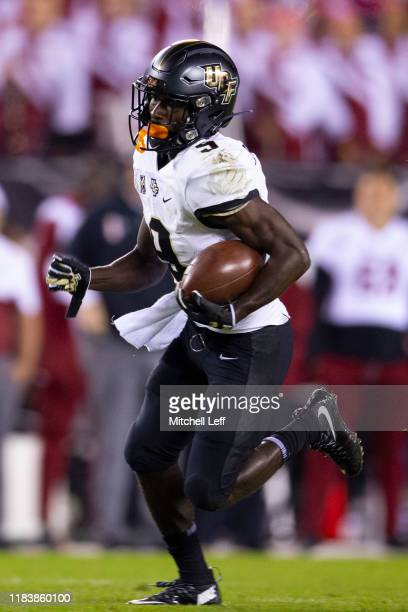 Adrian Killins Jr UCF Knights Football Jersey Black