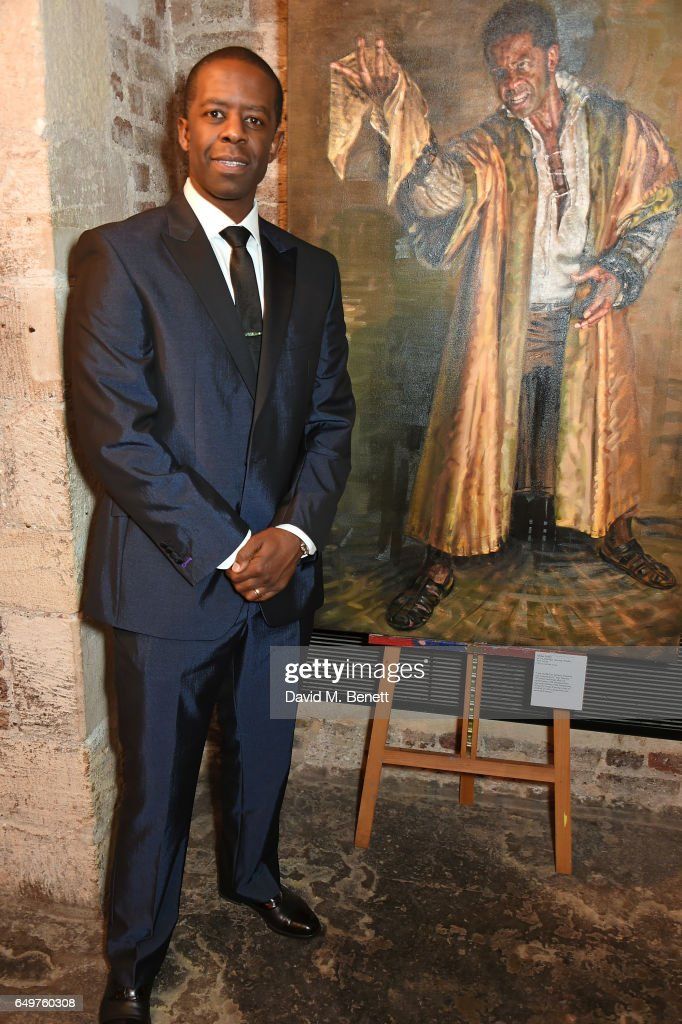 St Martin-in-the-Fields Gala Dinner & Auction Of Alexander Newley Portraits