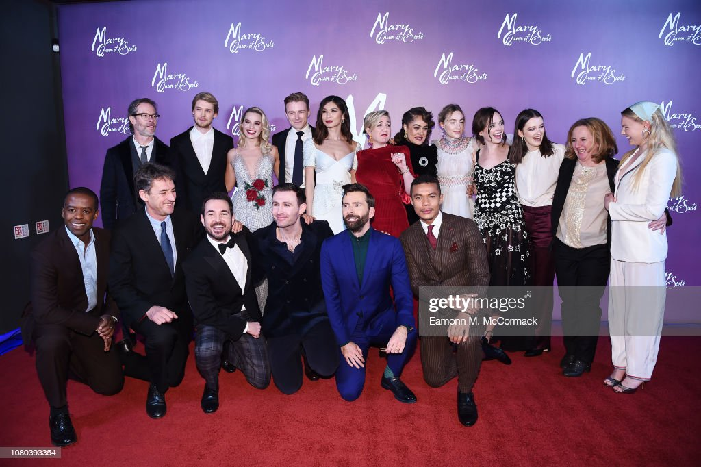 Mary Queen Of Scots European Premiere : News Photo