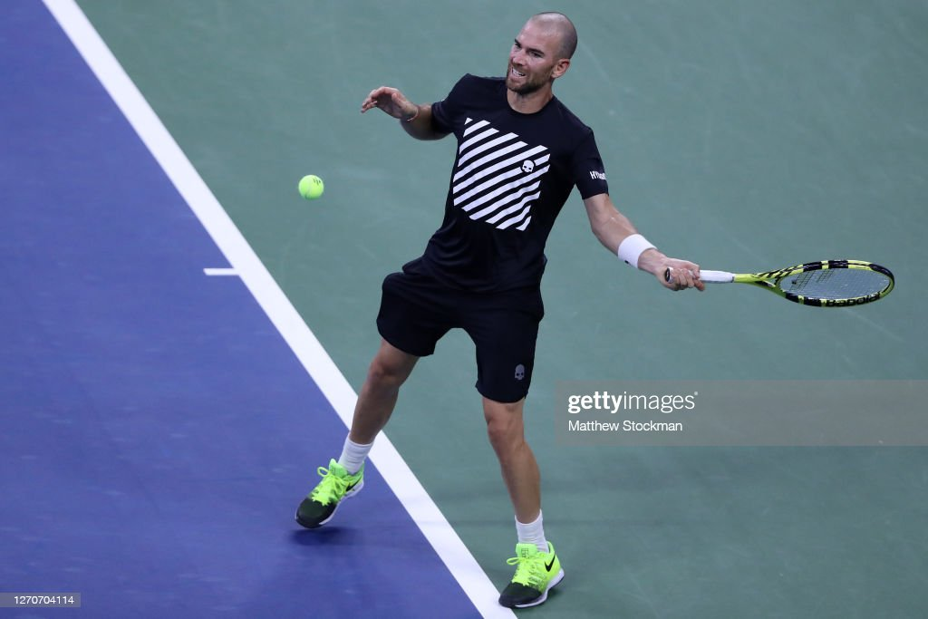 2020 US Open - Day 5 : News Photo