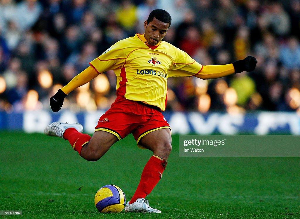 Watford v Bolton Wanderers : Nachrichtenfoto