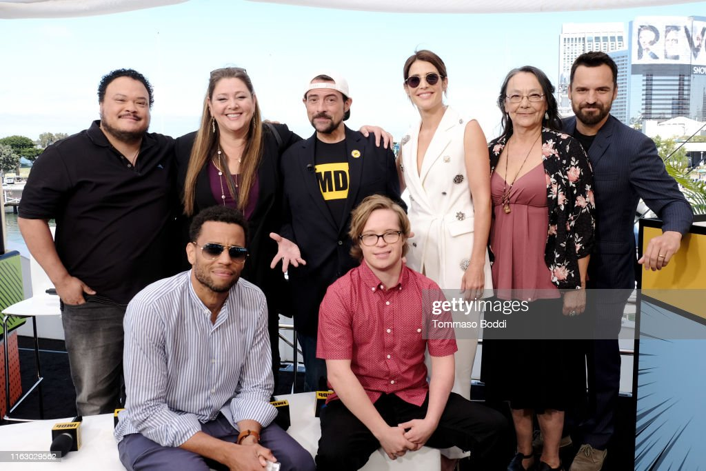 #IMDboat At San Diego Comic-Con 2019: Day Two : News Photo