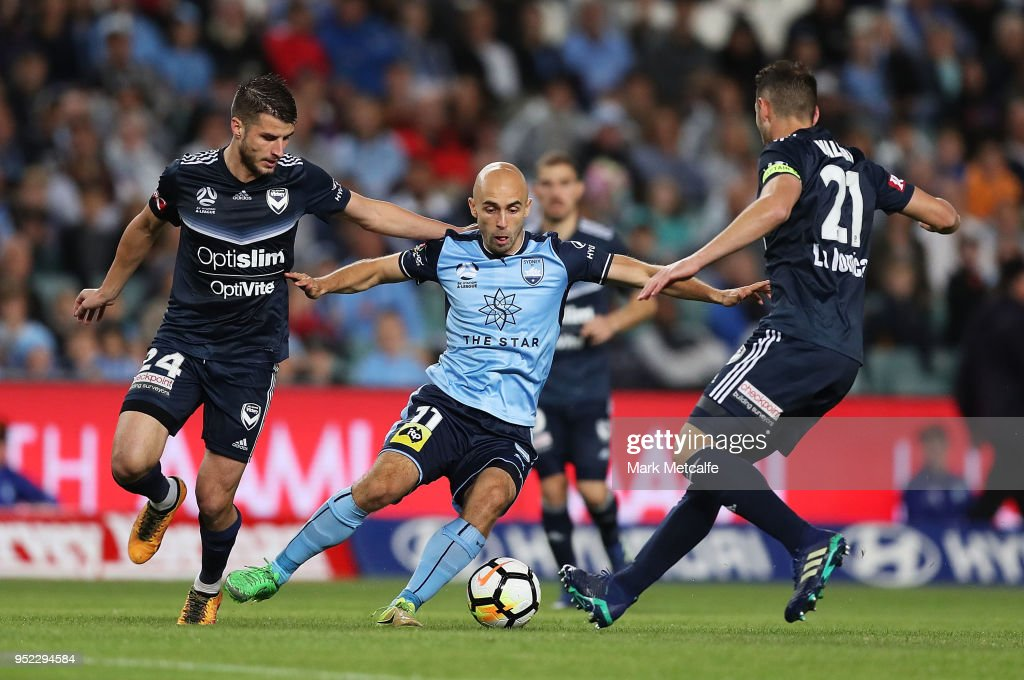 A-League Semi Final - Sydney FC v Melbourne Victory