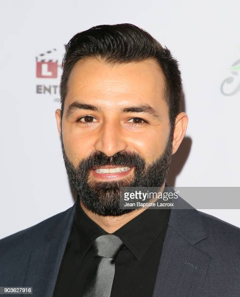 Adrian Molina attends the Inaugural Los Angeles Online Film Critics Society Award Ceremony on January 10 2018 in Hollywood California