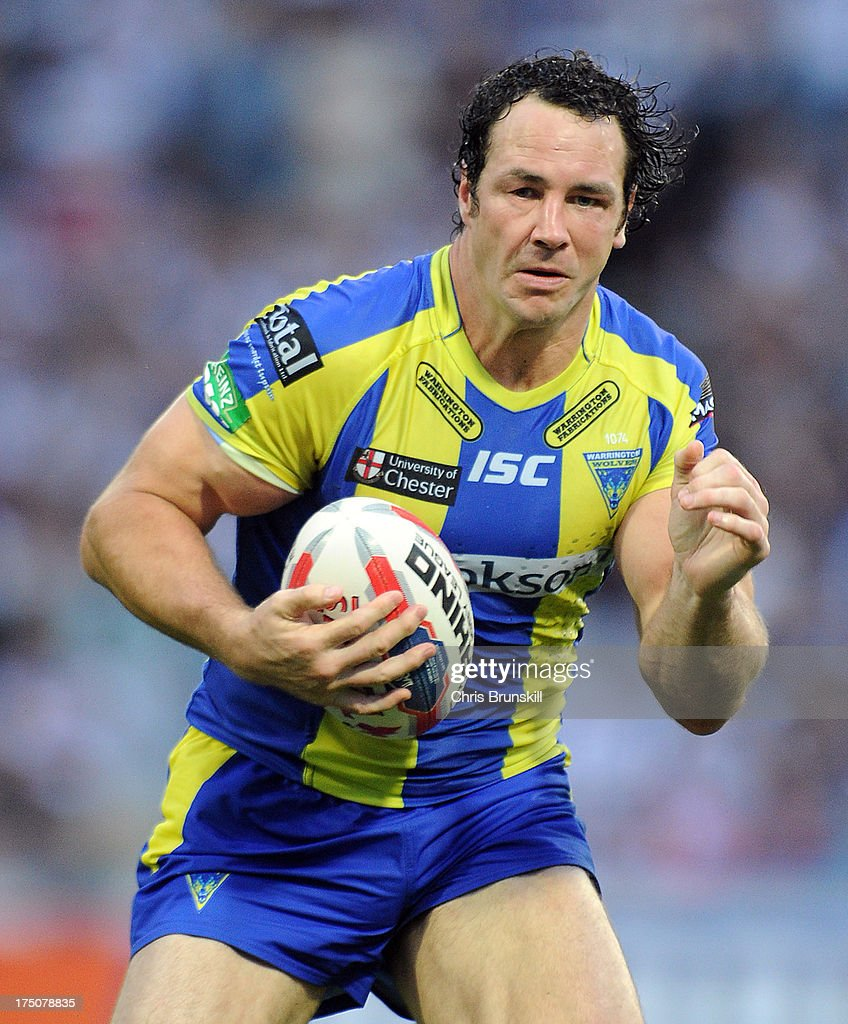 Hull FC v Warrington Wolves - Tetley's Challenge Cup Semi Final