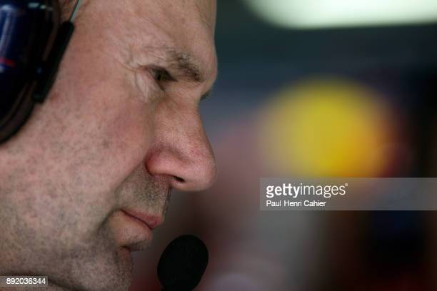 Adrian Newey Grand Prix of Brazil Autodromo Jose Carlos Pace Interlagos Sao Paolo 07 November 2010
