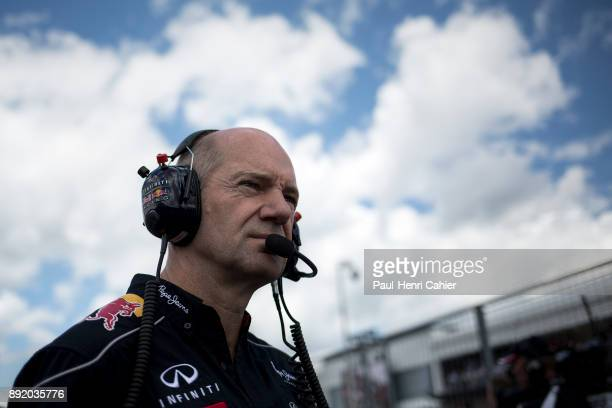Adrian Newey Grand Prix of Canada Circuit Gilles Villeneuve 09 June 2013