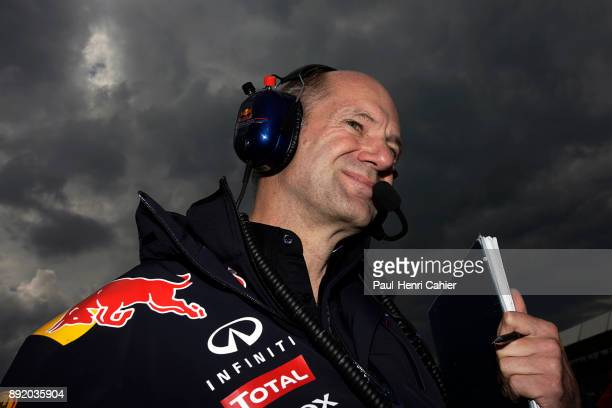 Adrian Newey Grand Prix of Great Britain Silverstone Circuit 10 July 2011