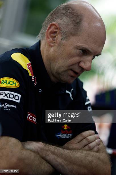 Adrian Newey Grand Prix of Malaysia Sepang International Circuit 04 April 2010
