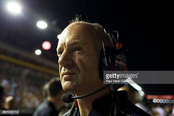 Adrian Newey Grand Prix of Singapore Marina Bay Street Circuit 22 September 2013