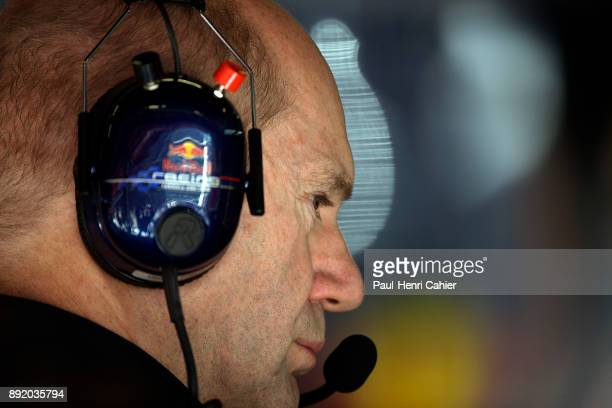 Adrian Newey Grand Prix of Spain Circuit de BarcelonaCatalunya 13 May 2012