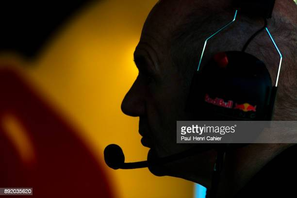 Adrian Newey Grand Prix of Spain Circuit de BarcelonaCatalunya 14 May 2017