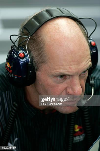 Adrian Newey Grand Prix of Turkey Istanbul Park 26 August 2007