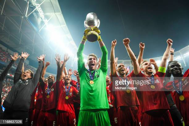 13 603 Uefa Super Cup Final Photos And Premium High Res Pictures Getty Images