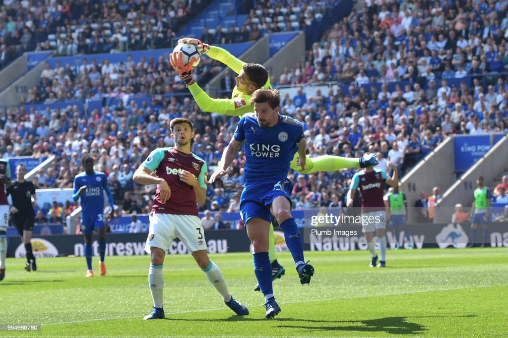 Leicester City v West Ham United - Premier League : News Photo