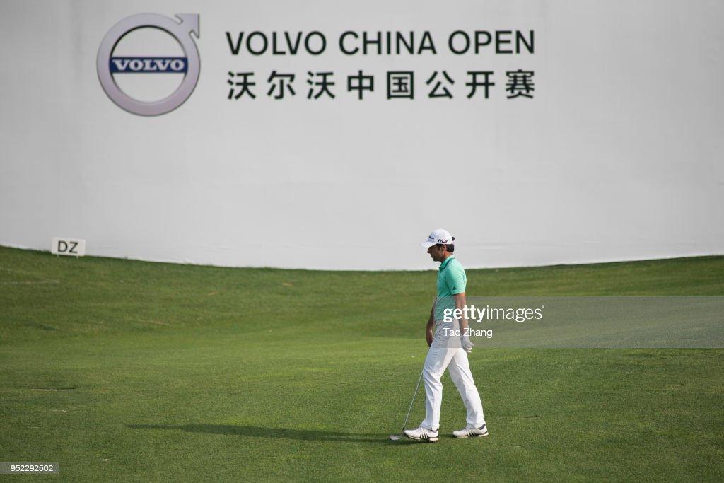 Volvo China Open - Day Three