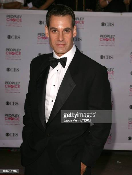 Adrian Pasdar during 33rd Annual People's Choice Awards Arrivals at Shrine Auditorium in Los Angeles California United States