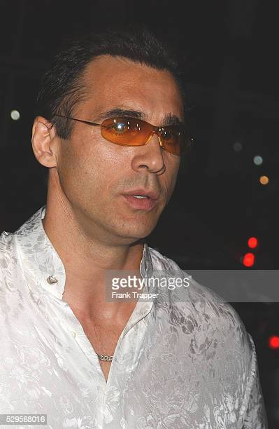 Adrian Paul arriving at the world premiere of Bulletproof Monk