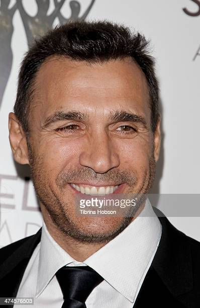Adrian Paul attends the International Press Academy Satellite Awards at InterContinental Hotel on February 23 2014 in Century City California