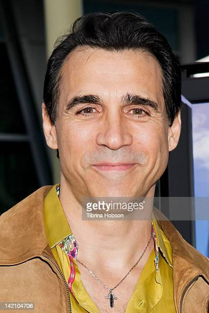 Adrian Paul attends the 'Margarine Wars' Los Angeles premiere at ArcLight Hollywood on March 29 2012 in Hollywood California
