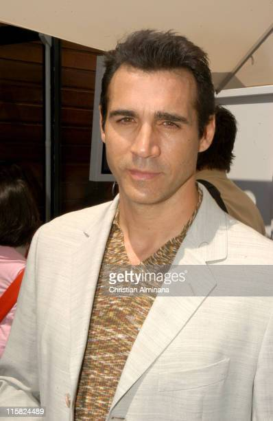 Adrian Paul during 2005 Cannes Film Festival Miramax Luncheon Arrivals at The Majestic in Cannes France