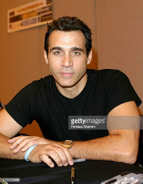 Adrian Paul during London Film Comic Convention June 25 2005 at Earls Court 2 in London Great Britain