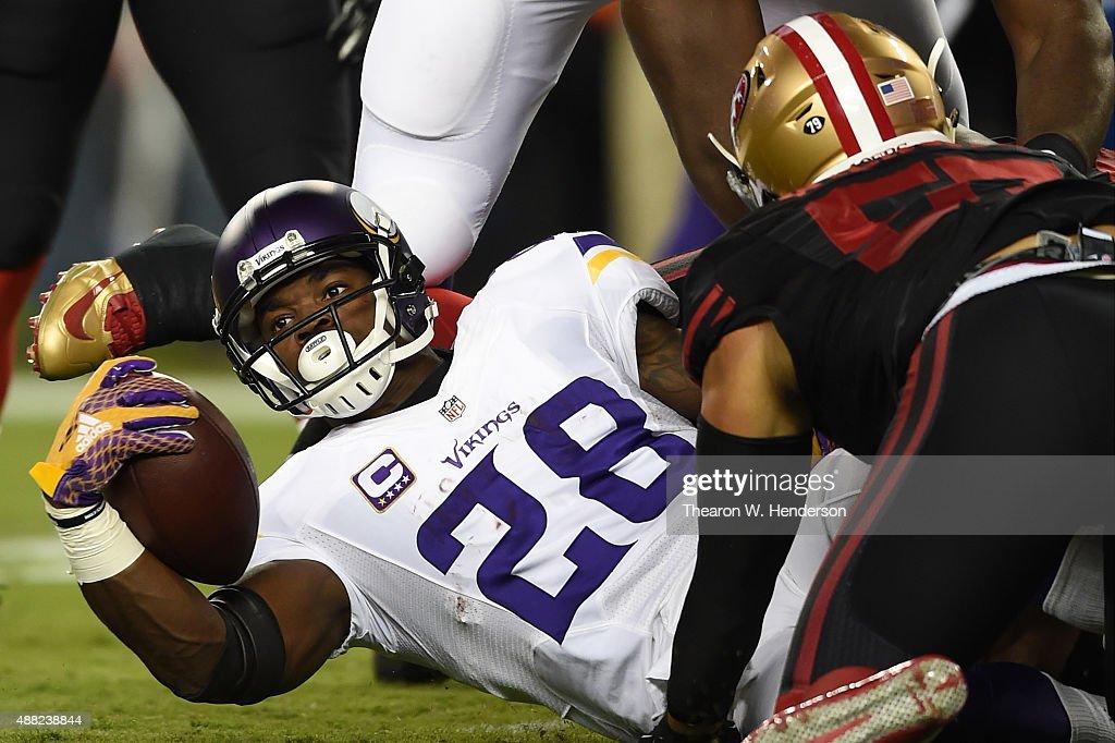 Minnesota Vikings v San Francisco 49ers : News Photo