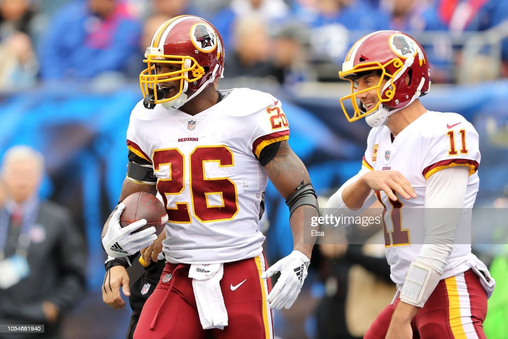 Washington Redskins v New York Giants : ニュース写真