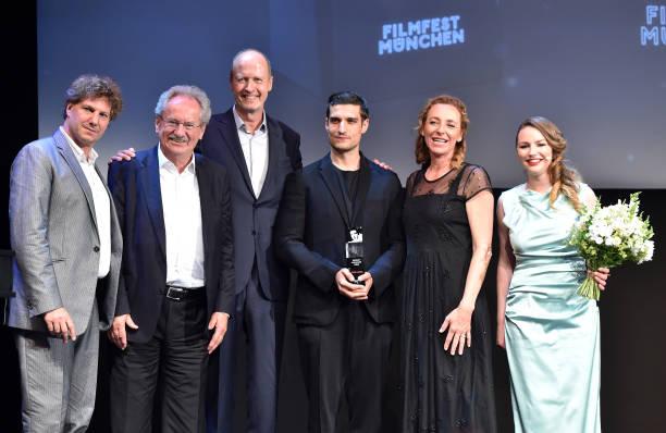"""DEU: """"Margot Hielscher Preis"""" In Munich"""