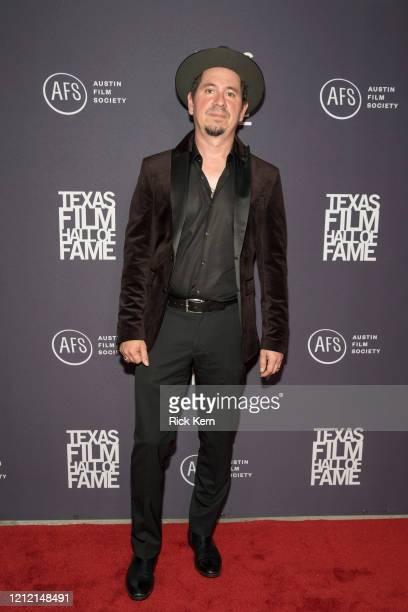 Adrian Quesada attends the Austin Film Society's Texas Film Awards 20th Anniversary at Austin Studios on March 12 2020 in Austin Texas