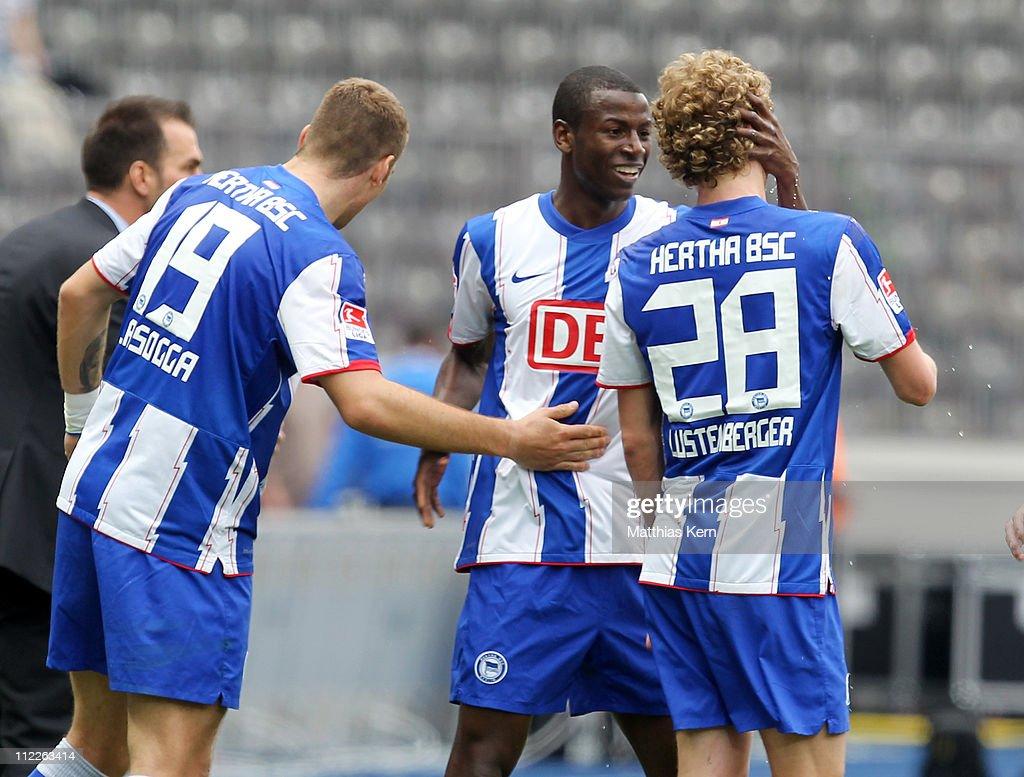 Hertha BSC Berlin v VfL Osnabrueck - 2. Bundesliga
