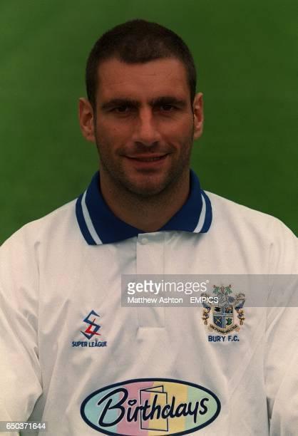 Adrian Randall Bury FC