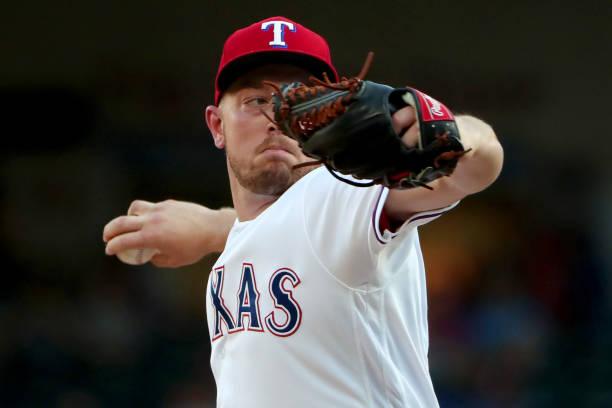 TX: Cleveland Indians v Texas Rangers